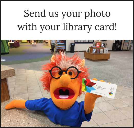 Puppet Library Card Design1